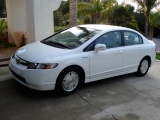 New Honda Civic Hybrid Battery at 67k miles