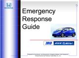 Fit EV Emergency Response Guide Reveals NewInfo
