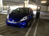 Honda Fit EV Software Update