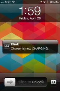 Blink Push Notifications