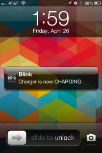 Blink Push Notifications